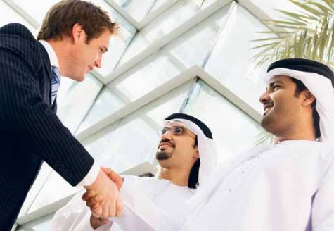 Start  commercial management in Emiratos Arabes